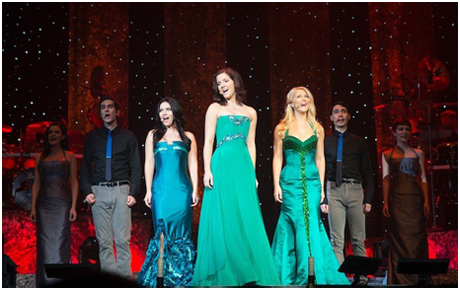Celtic Woman We Wish You A Merry Christmas.Celtic Woman Christmas Songs